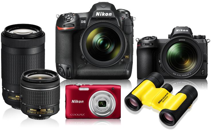 Centro Assistenza Nikon Roma.Assistenza